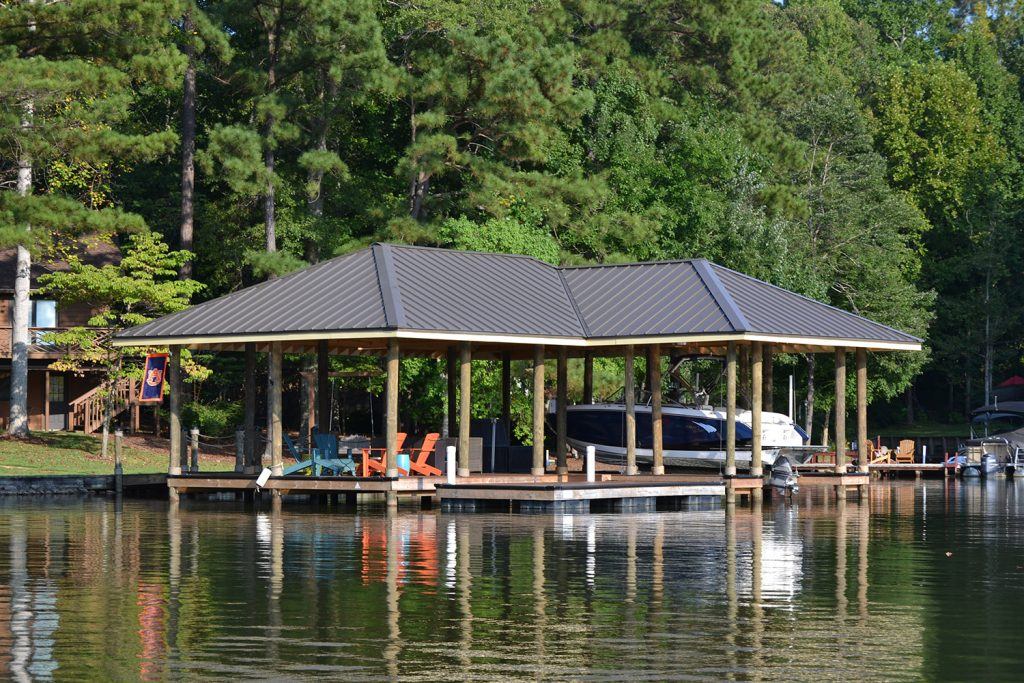 Boathouses Cowart Construction